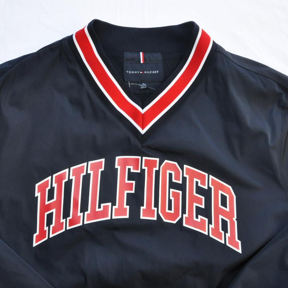 TOMMY HILFIGER /トミーヒルフィガー ロングスリーブゲームシャツ BIG SIZE-3