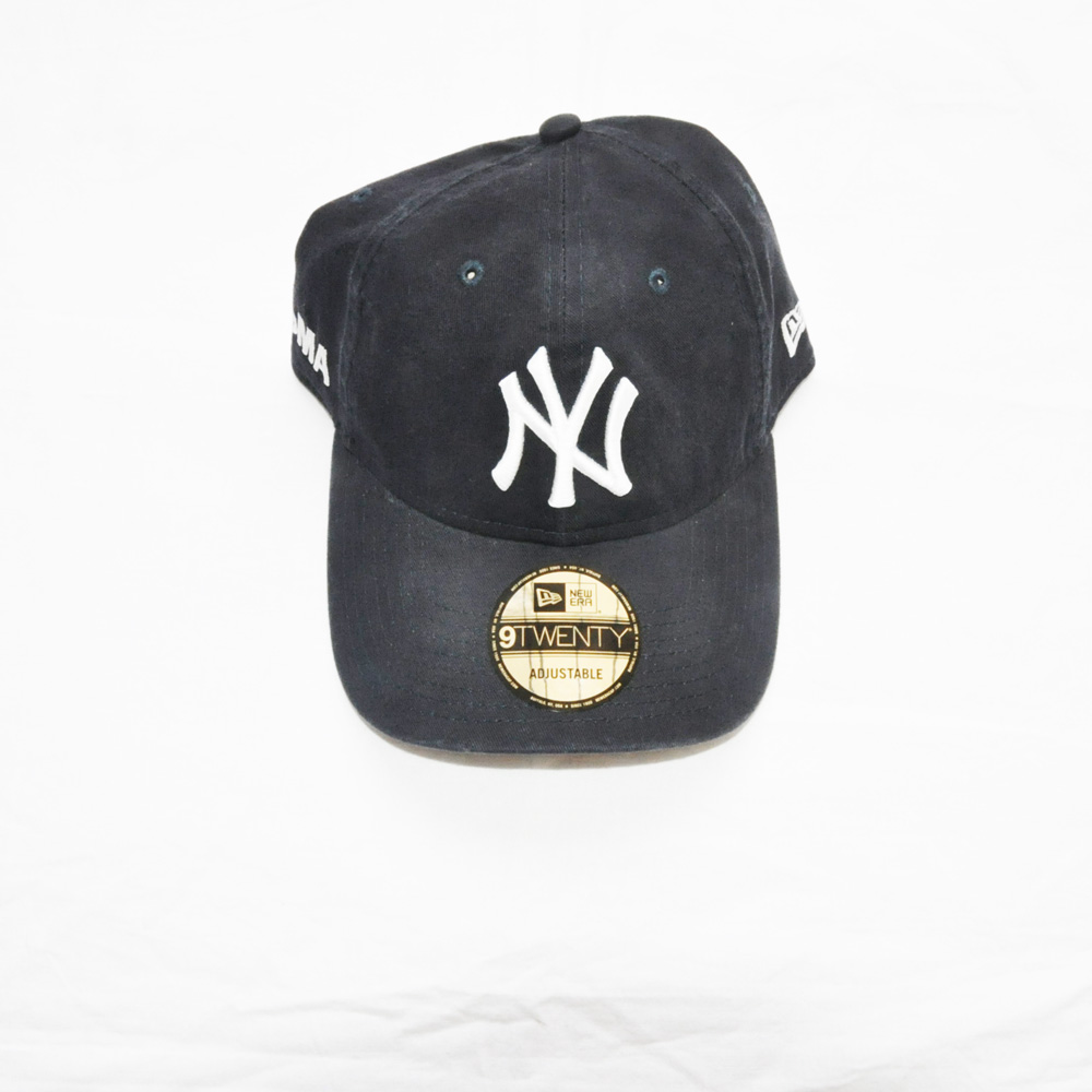 MoMA×NEW ERA NEW YORK YANKEES 6パネルキャップ ネイビー MoMA Edition
