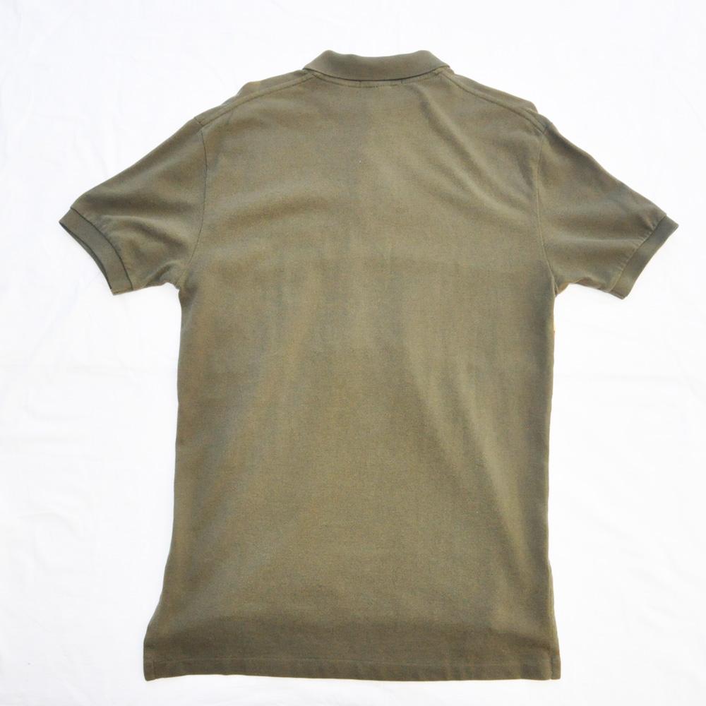 POLO RALPH LAUREN/ポロラルローレン ネイティブ柄 半袖ポロシャツ オリーブ-2