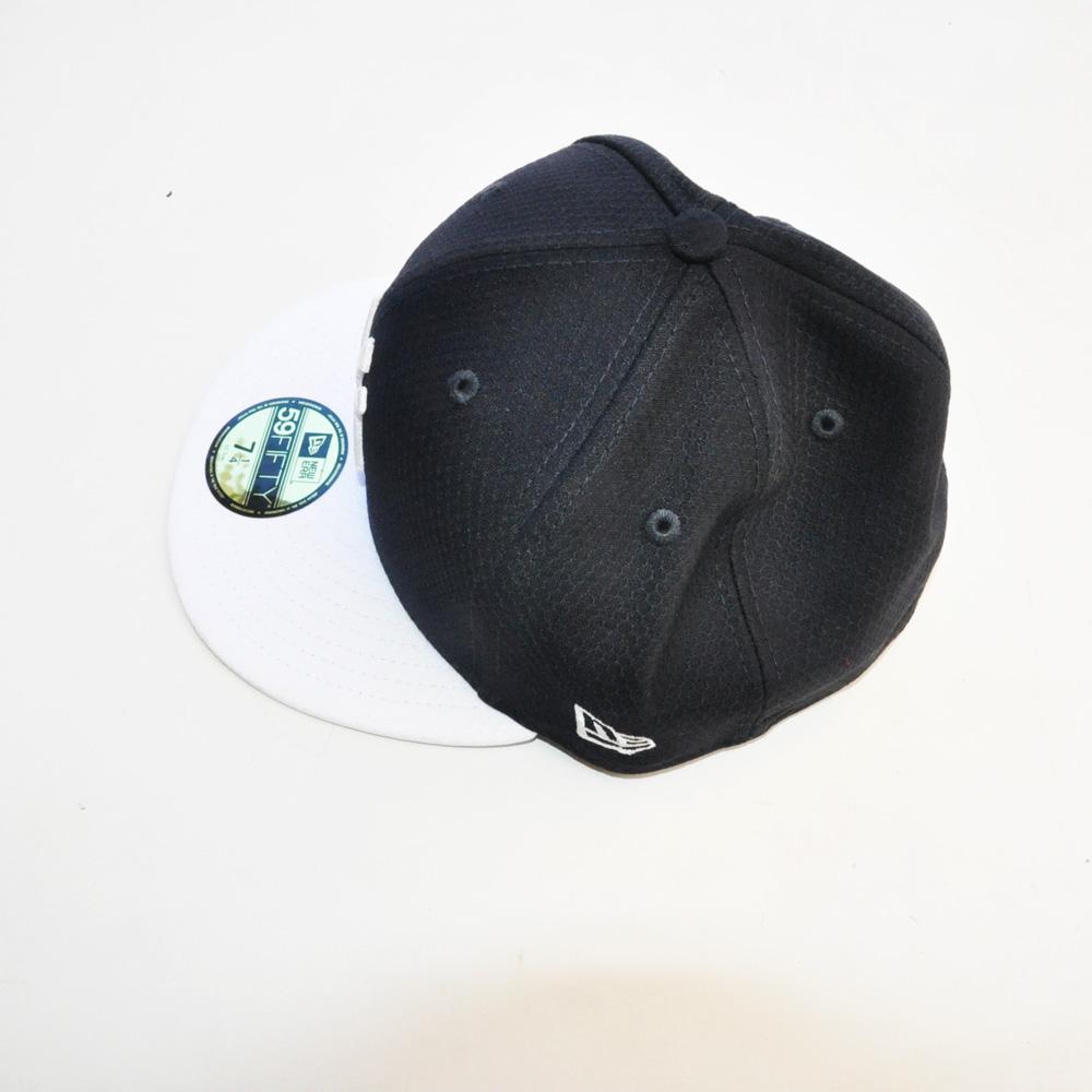 NEW ERA/ニューエラ 59FIFTY NEW YORK YANKEES CAP ブラック×ホワイト-3