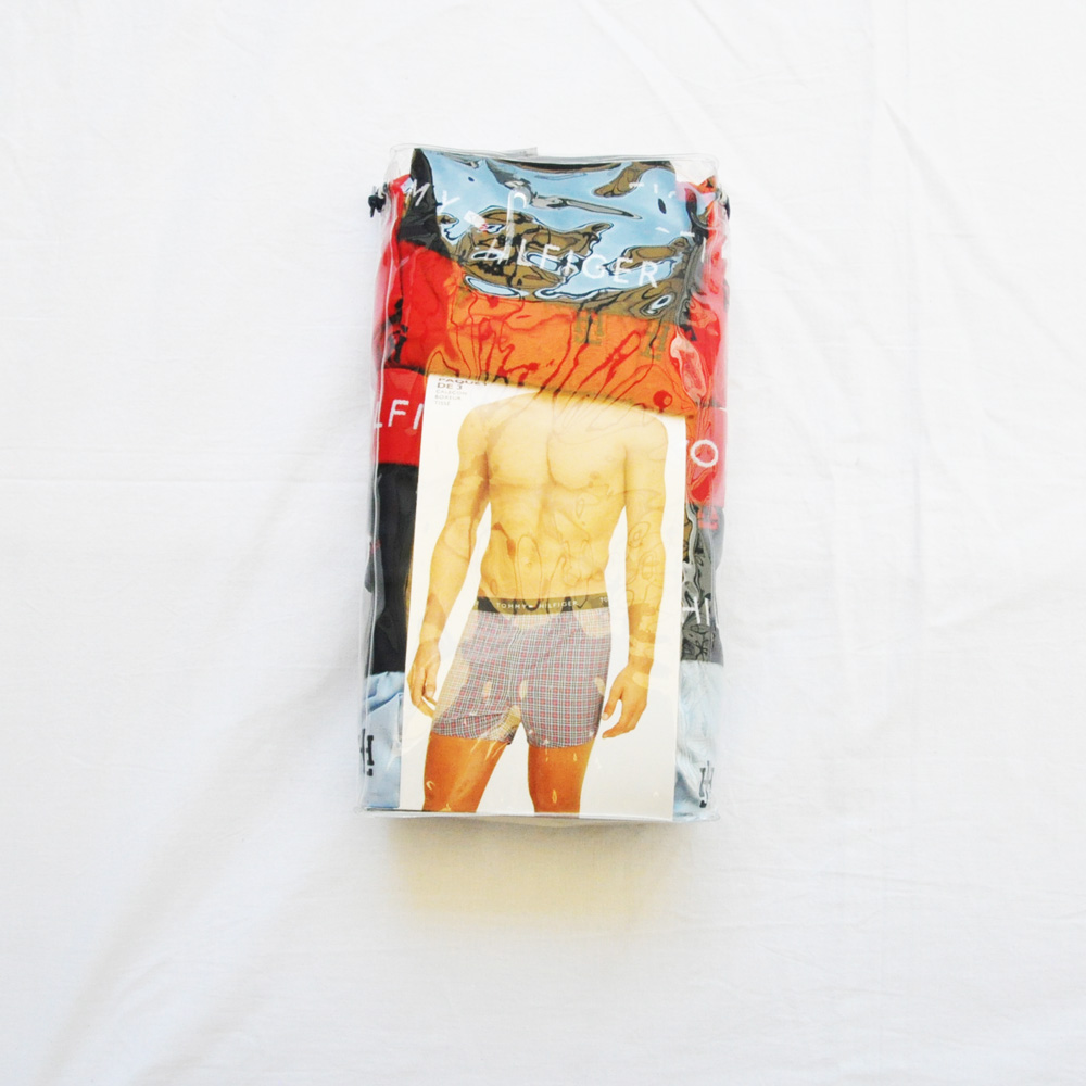 TOMMY HILFIGER /トミーヒルフィガー 3PACK BOXER パンツ モノグラム柄