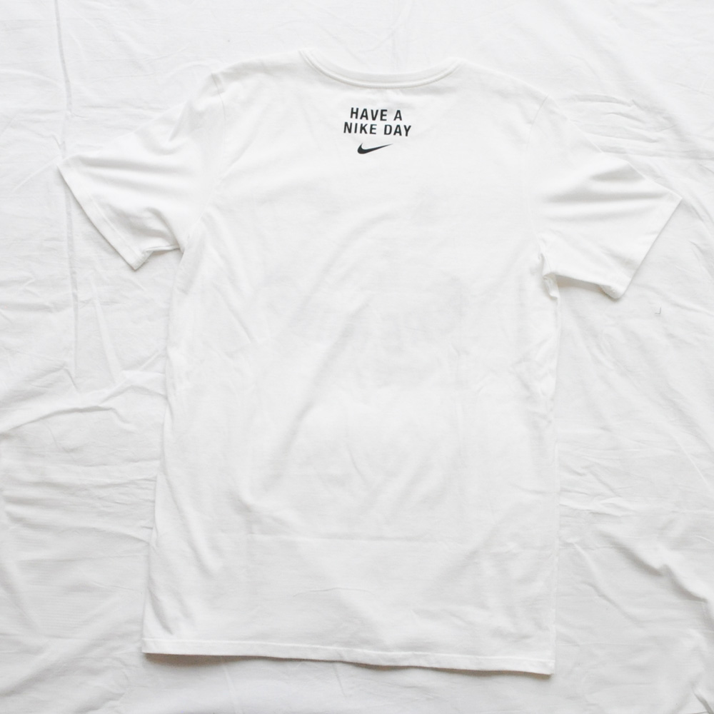 NIKE/ナイキ MORE MONEY HAVE A NIKE DAY 半袖Tシャツ 海外モデル-2