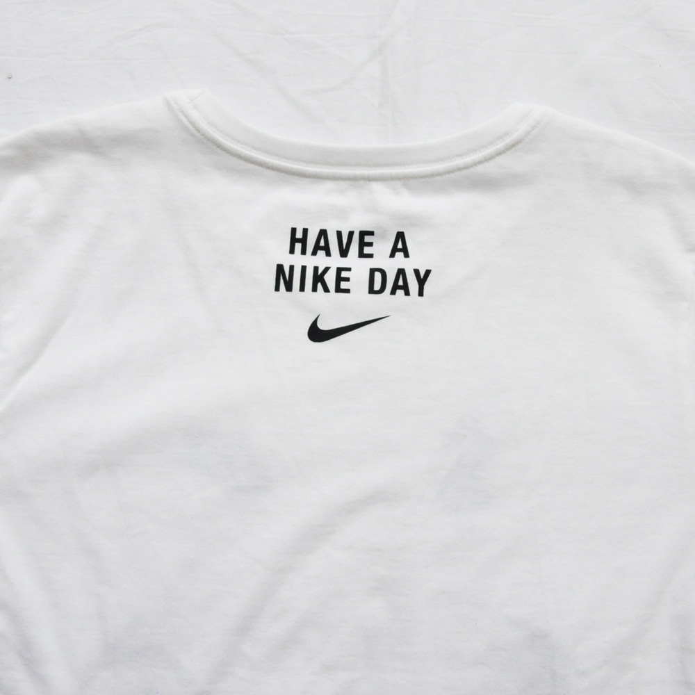 NIKE/ナイキ MORE MONEY HAVE A NIKE DAY 半袖Tシャツ 海外モデル-4