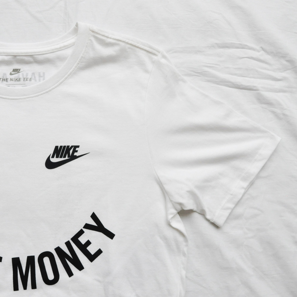 NIKE/ナイキ MORE MONEY HAVE A NIKE DAY 半袖Tシャツ 海外モデル-6