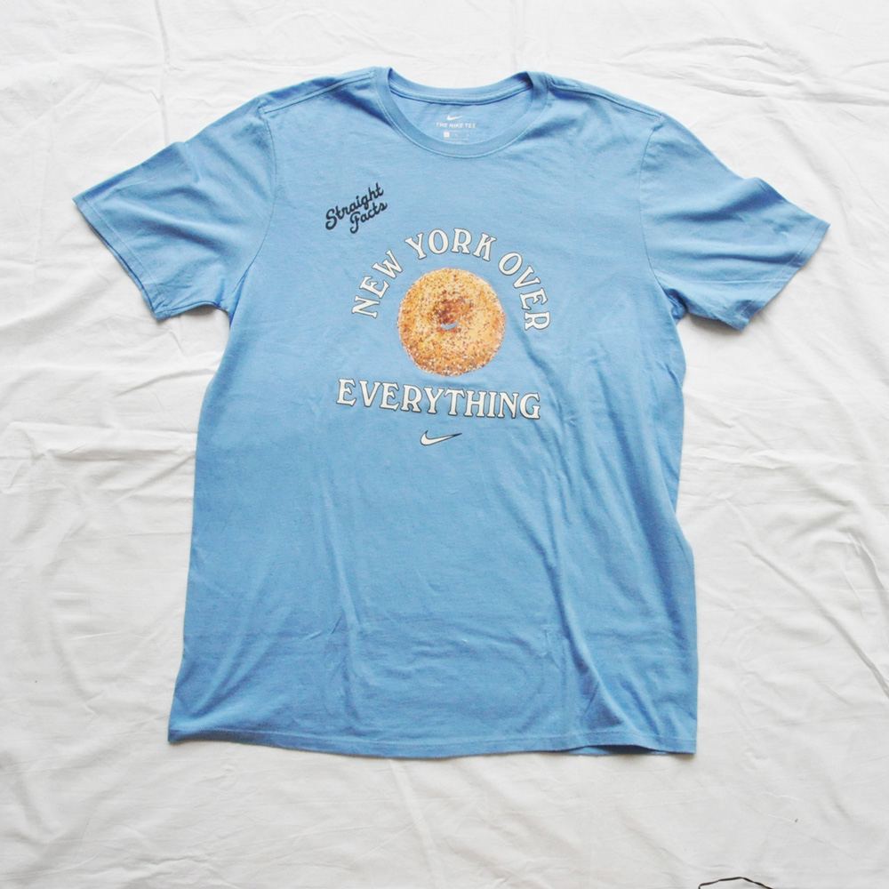 NIKE/ナイキ NEW YORK OVER EVERY THING 半袖Tシャツ NYC限定モデル