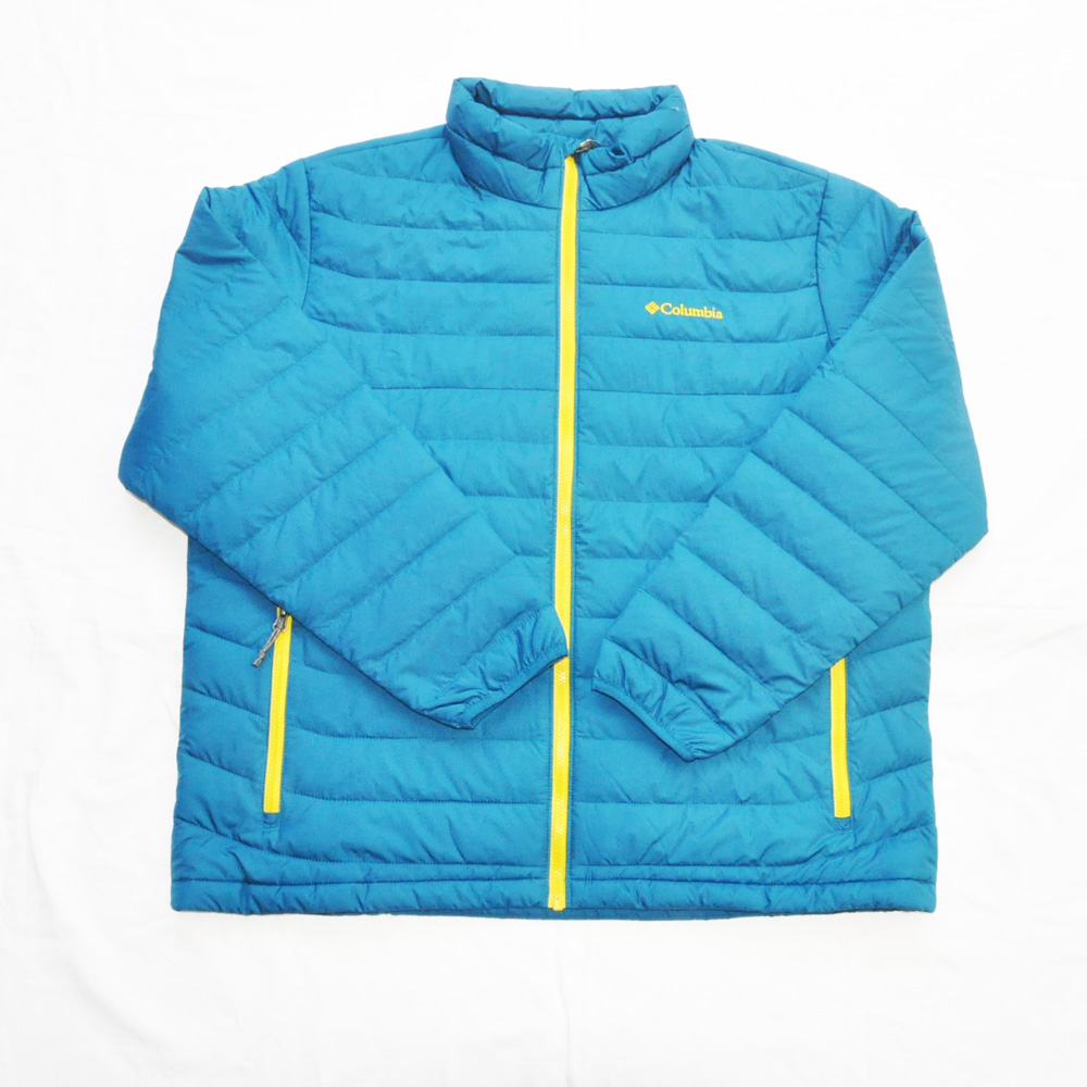COLUMBIA/コロンビア THERMAL COLE キルティングジャケット BIG SIZE B品