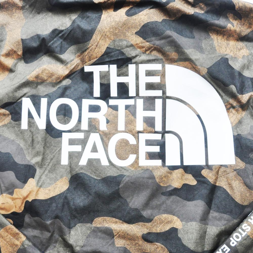 THE NORTH FACE/ザノースフェイス WIND WALL 裏ボア コーチジャケット カモフラ柄-3