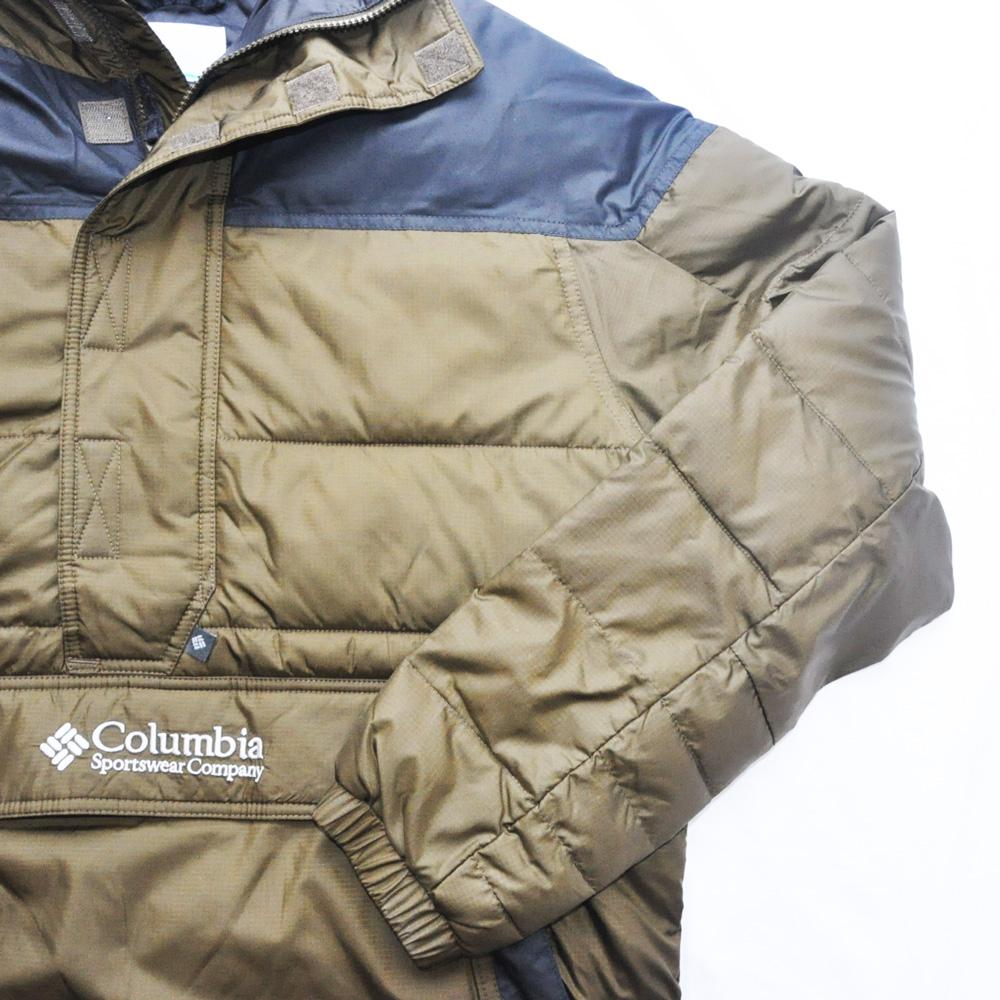 COLUMBIA/コロンビア 中綿 アノラックジャケット-4