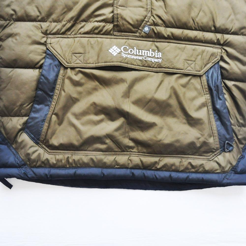 COLUMBIA/コロンビア 中綿 アノラックジャケット-5