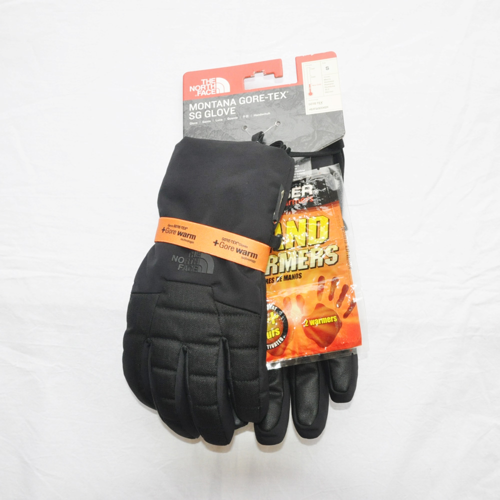 THE NORTH FACE/ザノースフェイス MEN'S MONTANA GORE TEX SG GLOVE