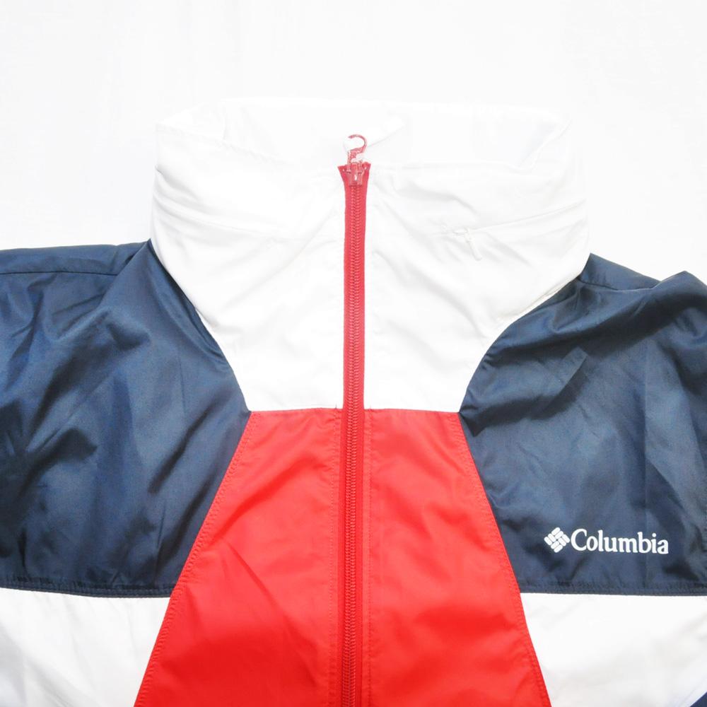 COLUMBIA/コロンビア FULL ZIP 1P  Nylon jacket / Tricolor / M.XXL-3