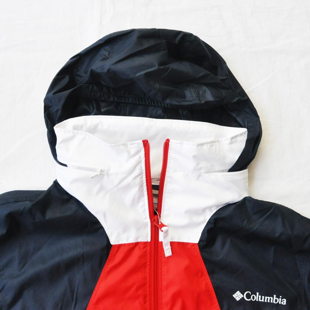 COLUMBIA/コロンビア FULL ZIP 1P  Nylon jacket / Tricolor / M.XXL-4