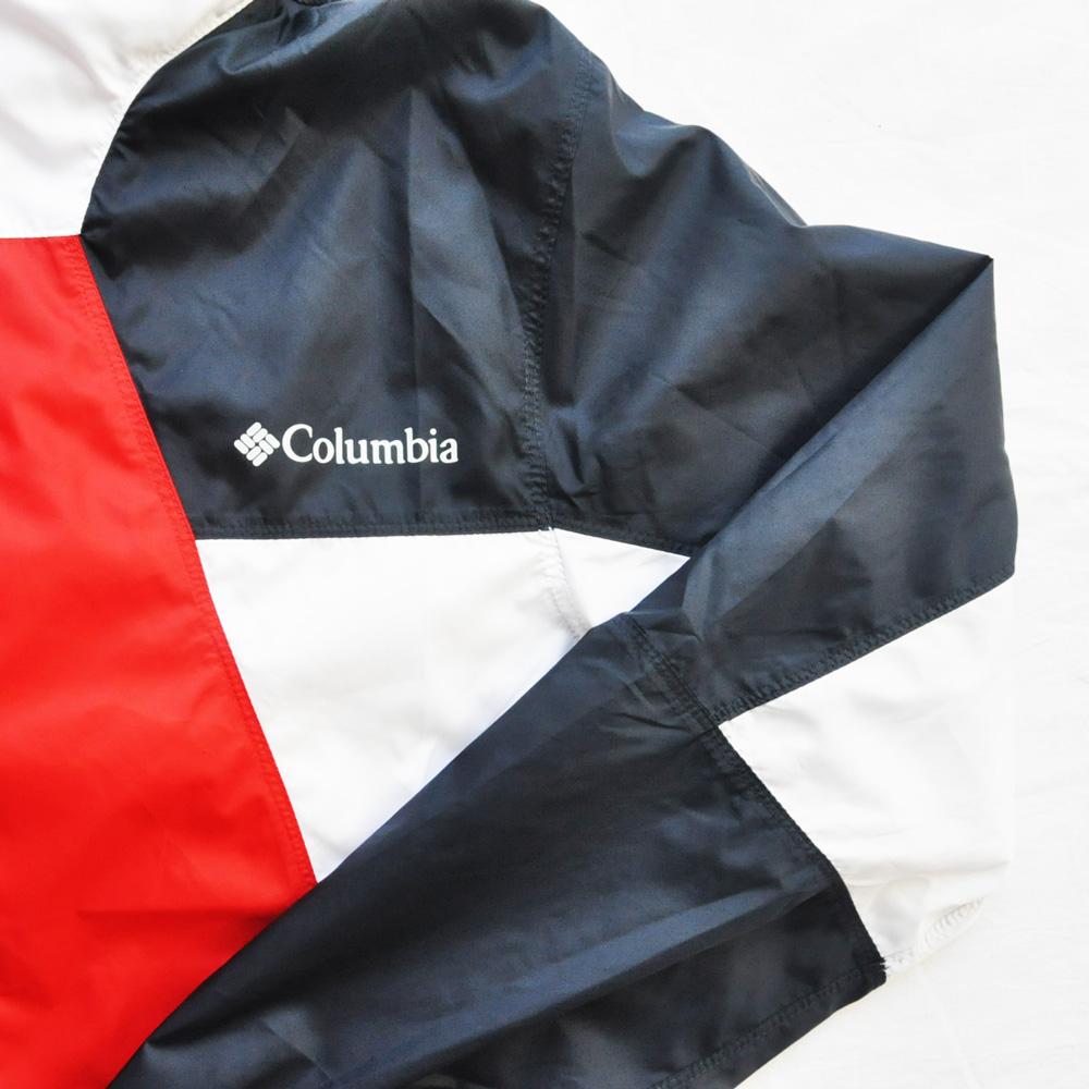 COLUMBIA/コロンビア FULL ZIP 1P  Nylon jacket / Tricolor / M.XXL-5