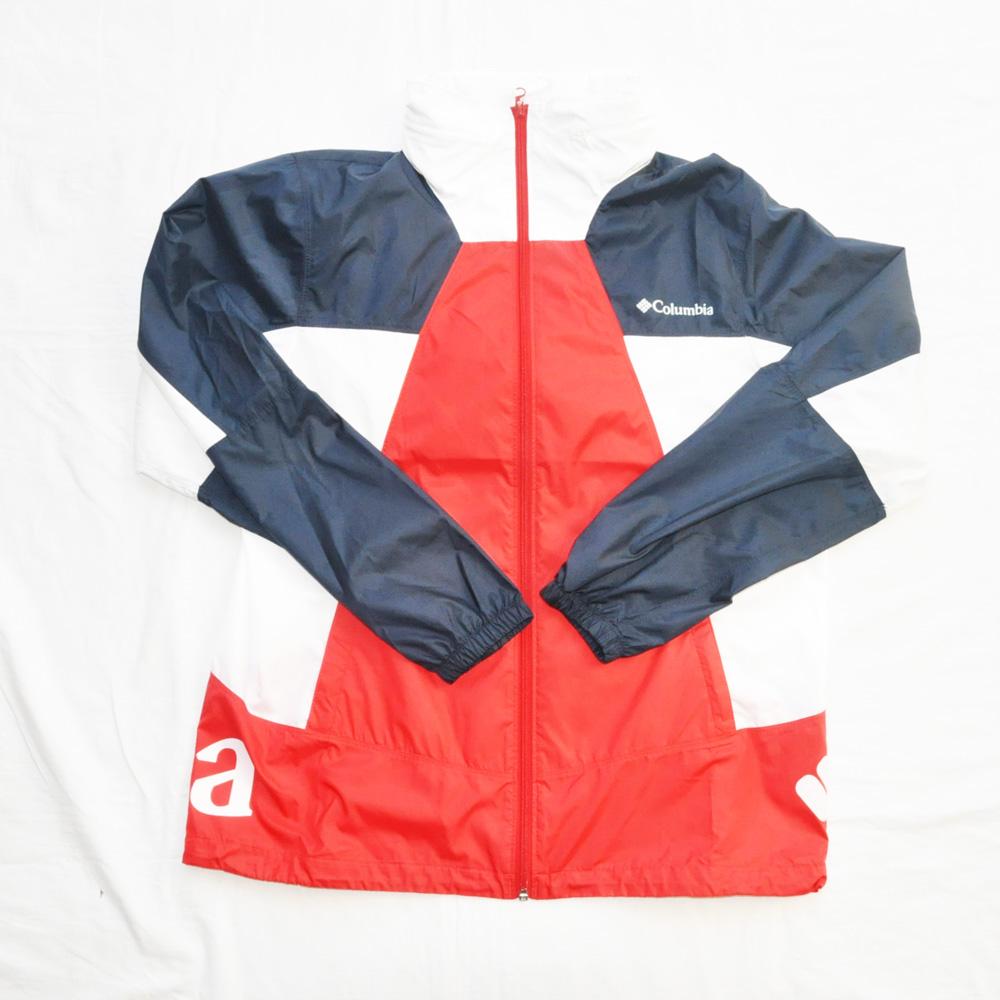 COLUMBIA/コロンビア FULL ZIP 1P  Nylon jacket / Tricolor / M.XXL