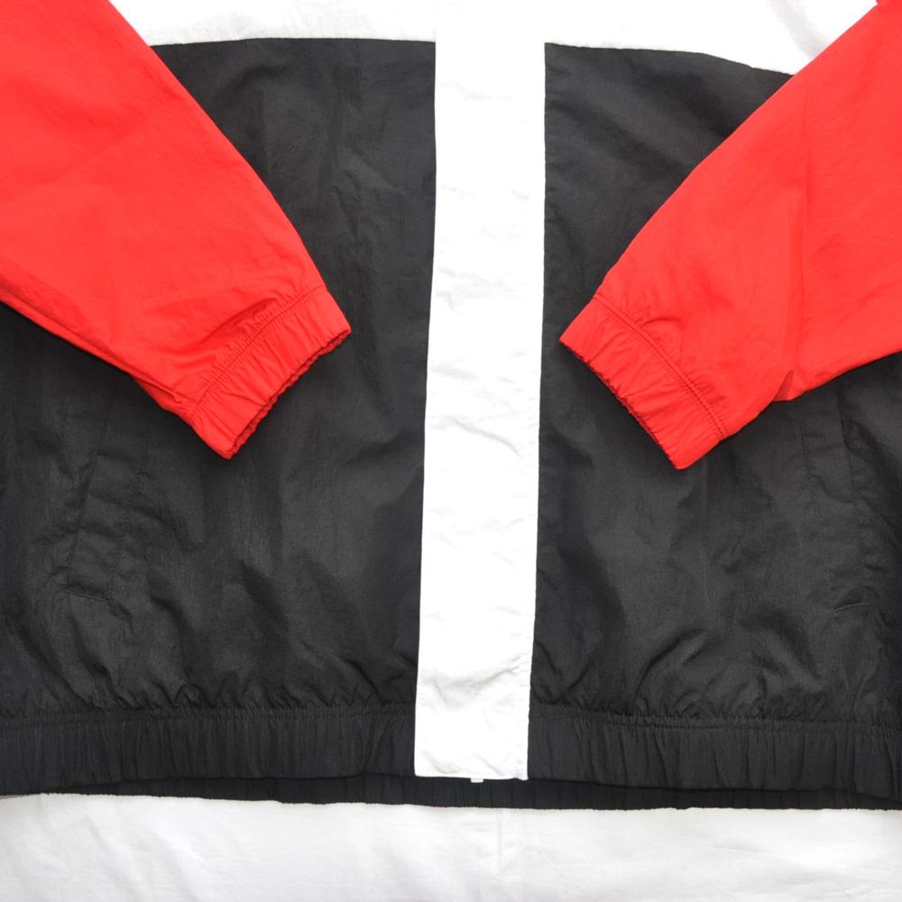 NIKE/ナイキ NIKE SPORTS WEAR WOVEN FULL ZIP HOODED JACKET RED-6