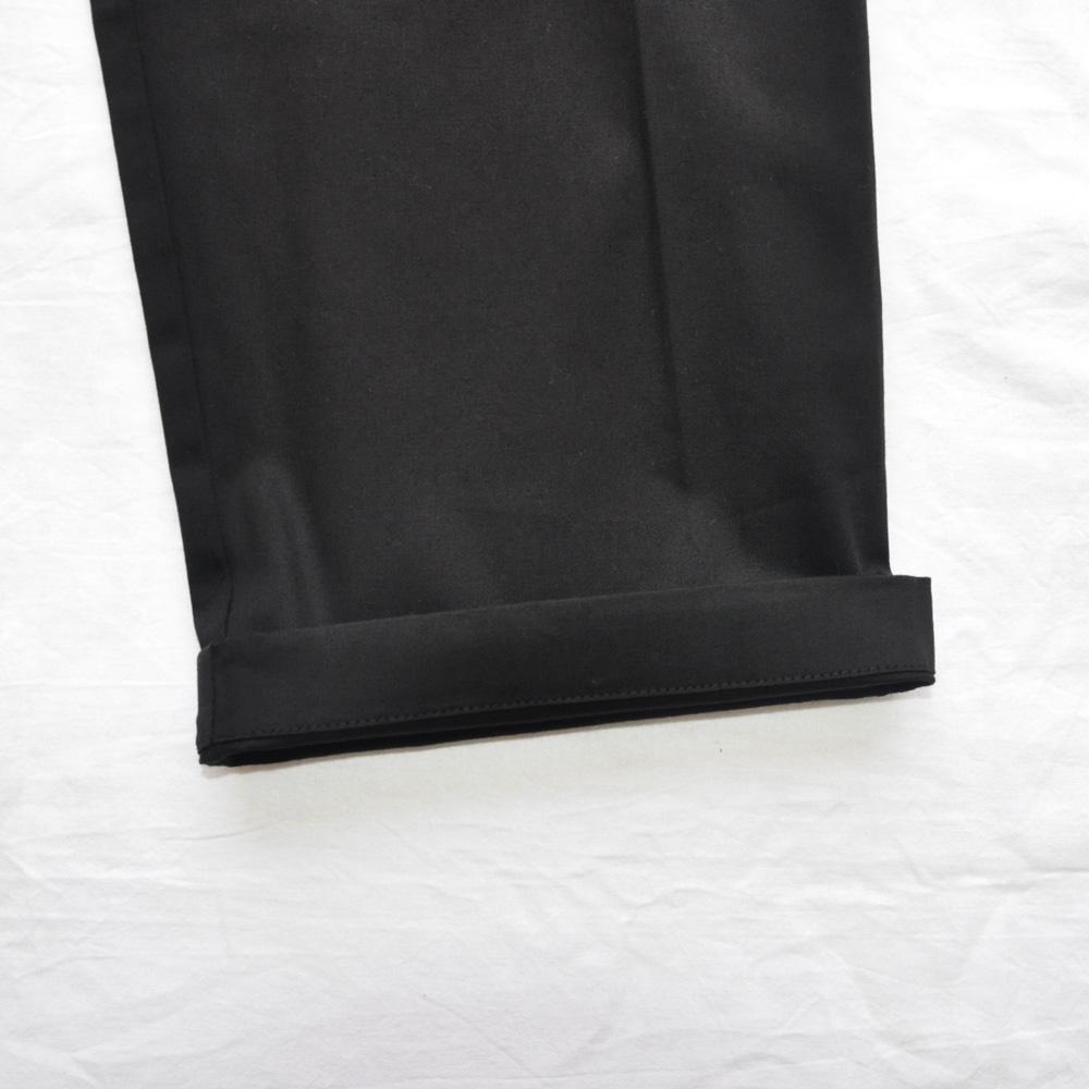 THE NORTH FACE/ザノースフェイス BACK PRINT SLACK PANTS BLACK BIG SIZE-5