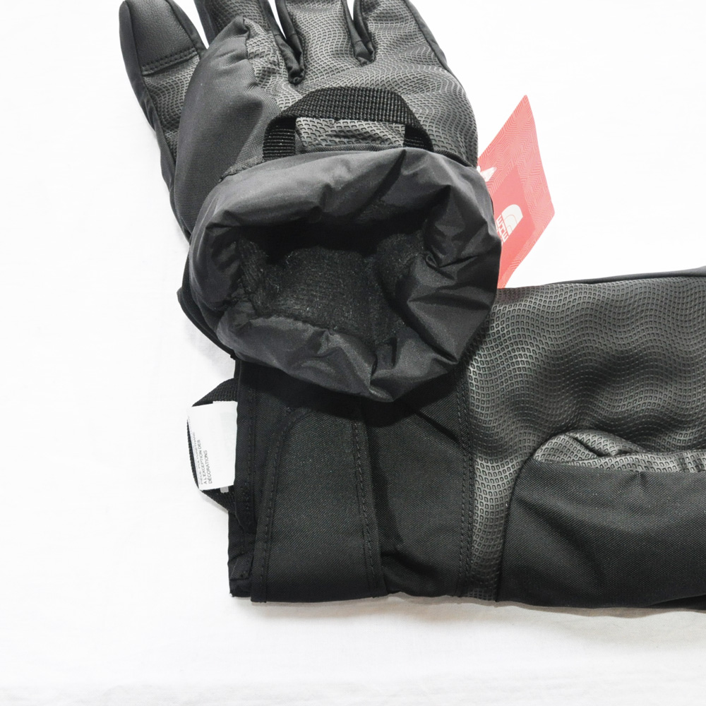 THE NORTH FACE/ザノースフェイス MEN'S WATER PRF DRY VENT GLOVE BLACK-4