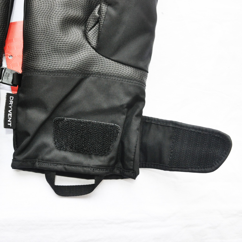 THE NORTH FACE/ザノースフェイス MEN'S WATER PRF DRY VENT GLOVE BLACK-5