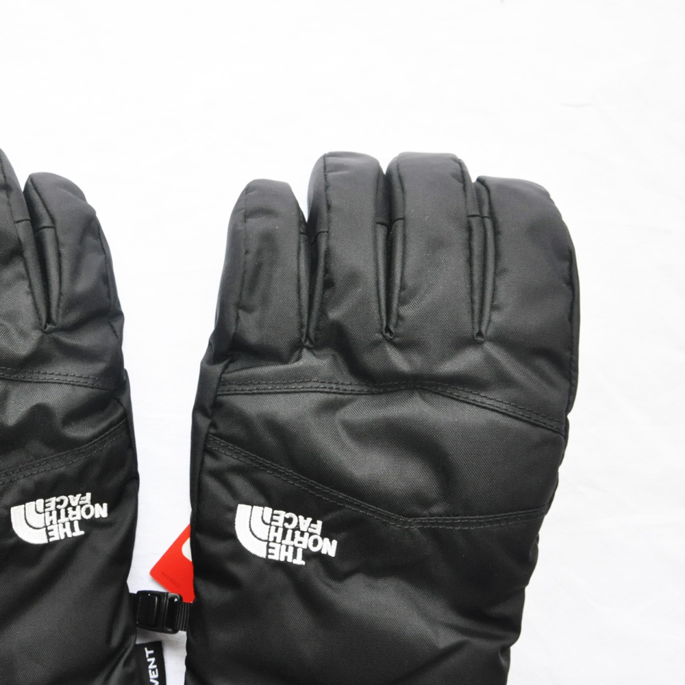 THE NORTH FACE/ザノースフェイス WOMEN'S WATER PRF DRY VENT GLOVE BLACK-3