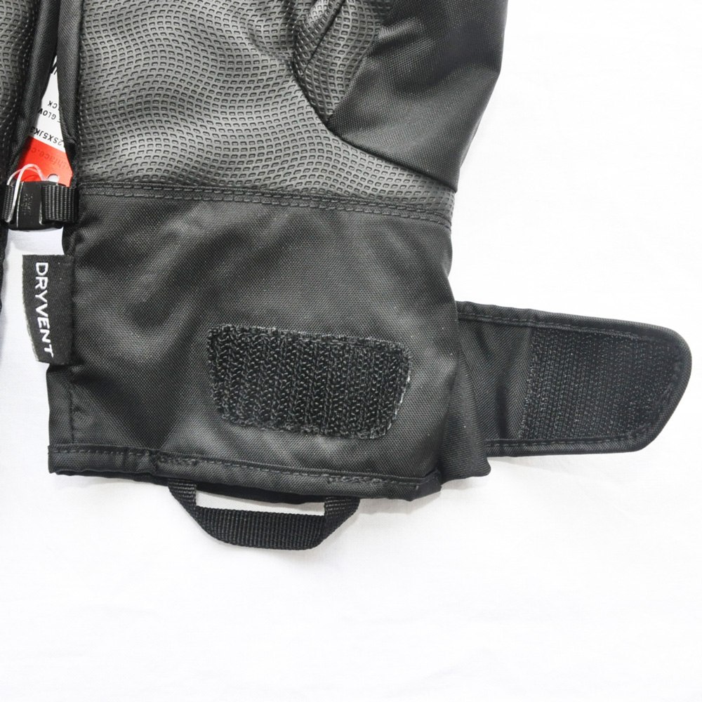 THE NORTH FACE/ザノースフェイス WOMEN'S WATER PRF DRY VENT GLOVE BLACK-5