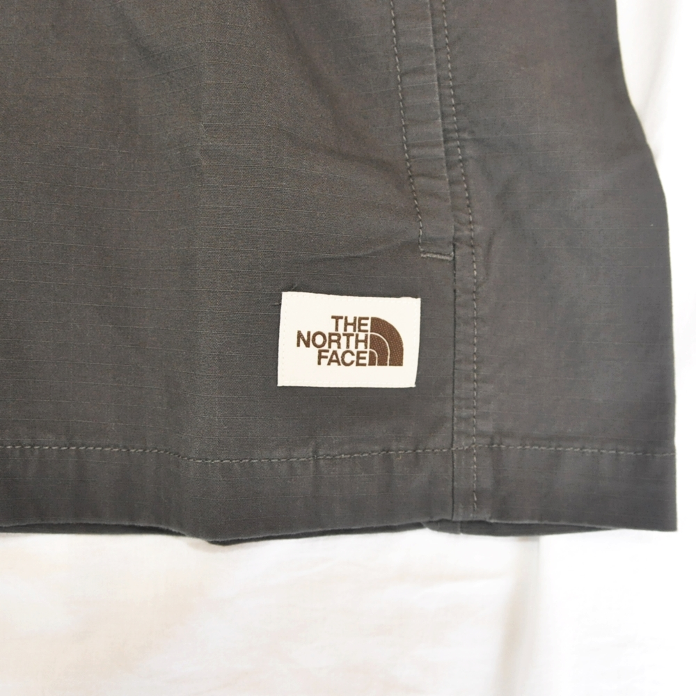 THE NORTH FACE/ザノースフェイス BATTLEMENT JACKET ASPHALT GREY BIG SIZE-4