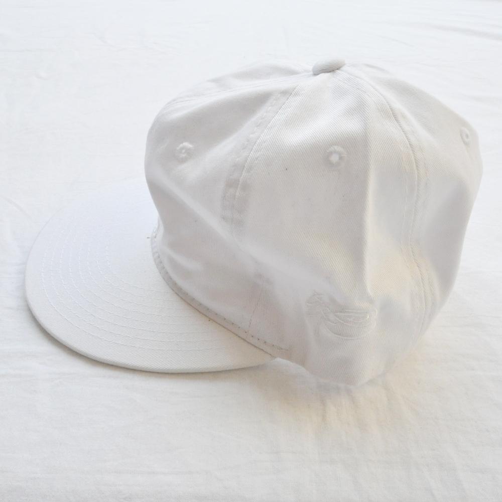 SSUR/サー SSUR THE CHOSEN FEW SNAP BACK CAP WHITE-3