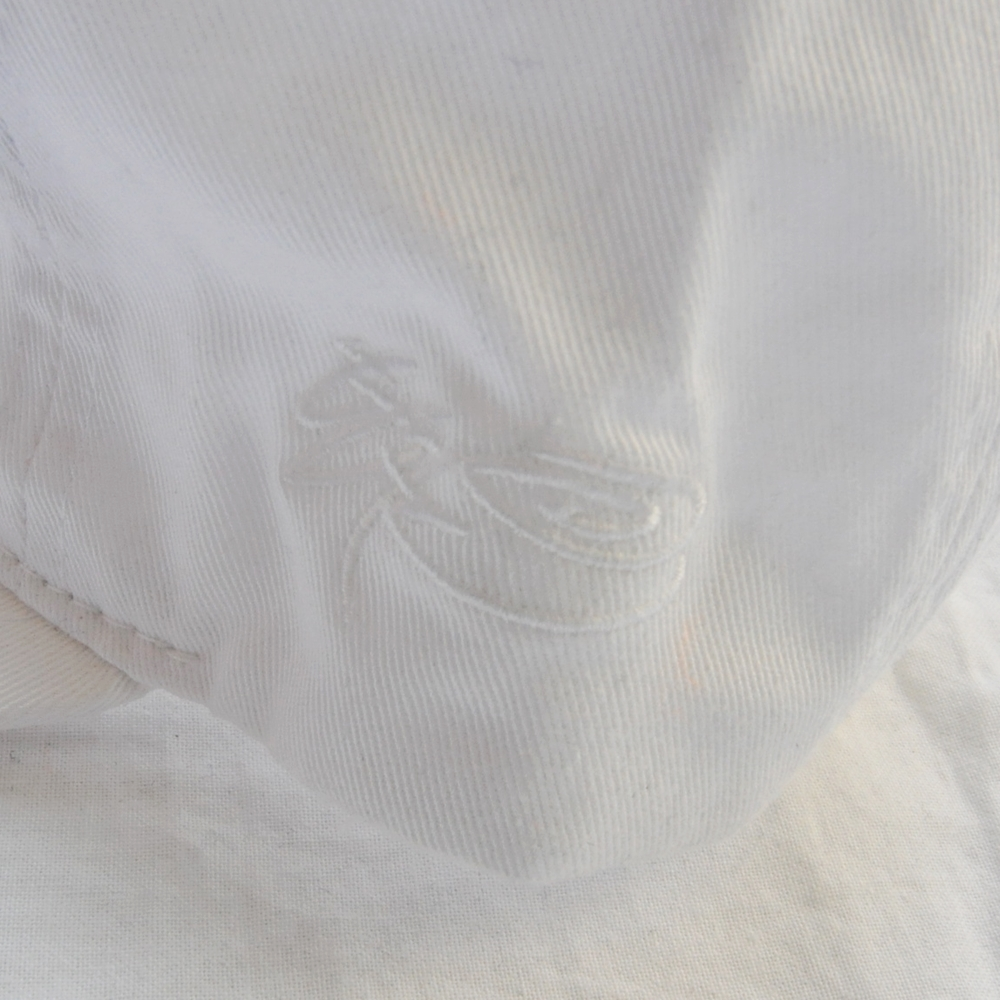 SSUR/サー SSUR THE CHOSEN FEW SNAP BACK CAP WHITE-4
