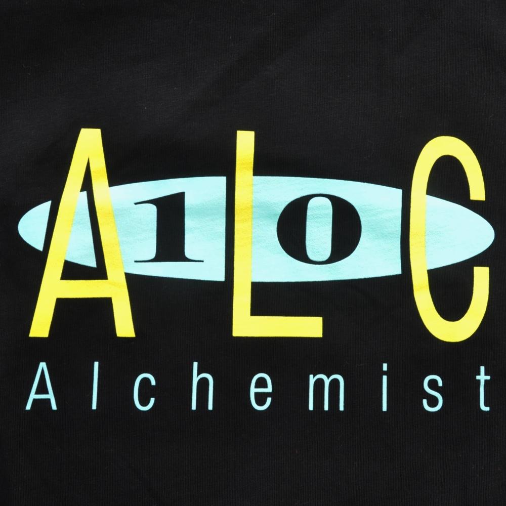 SSUR /サー SSUR×The Alchemist LONG SLEEVE T-SHIRT BLACK-3
