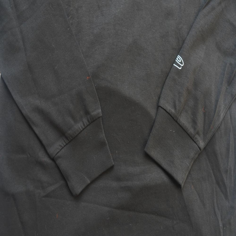 SSUR /サー SSUR×The Alchemist LONG SLEEVE T-SHIRT BLACK-5
