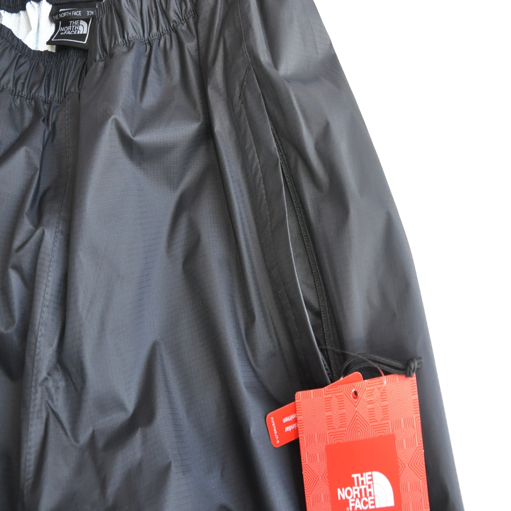 THE NORTH FACE/ザノースフェイス STANDARD FIT DRYVENT VENTURE NYLON PANTS BLACK-4