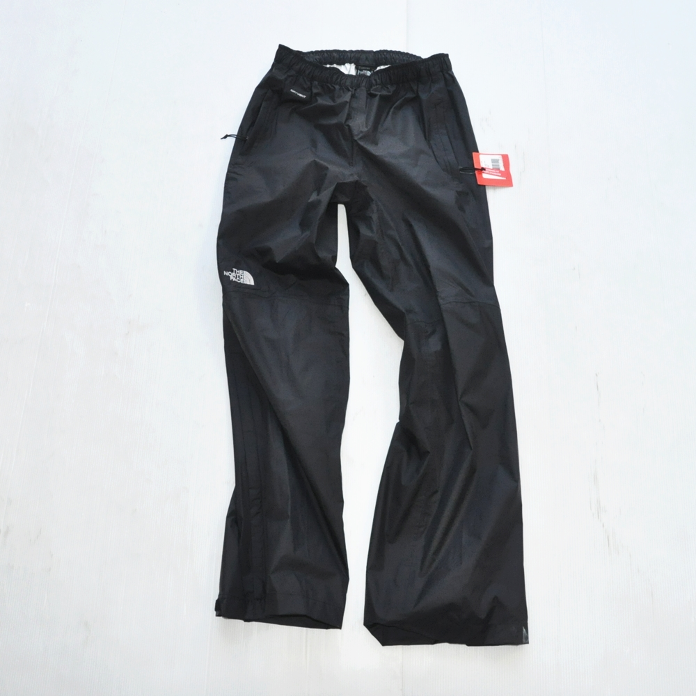 THE NORTH FACE/ザノースフェイス STANDARD FIT DRYVENT VENTURE NYLON PANTS BLACK