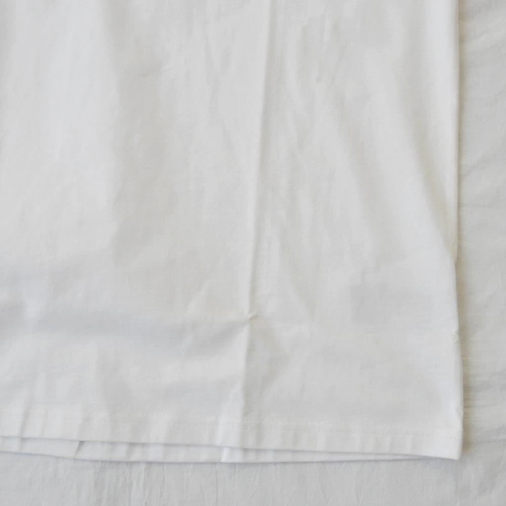 ADIDAS/アディダス adidas Original SKATEBOARDING TREFOIL LOGO PIN WHEEL T-SHIRT WHITE-6