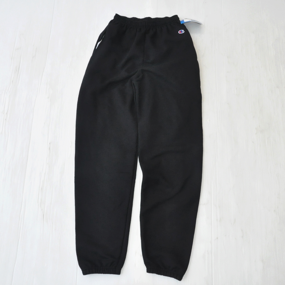 CHAMPION/チャンピオン AUTHENTIC SWEAT PANTS BLACK