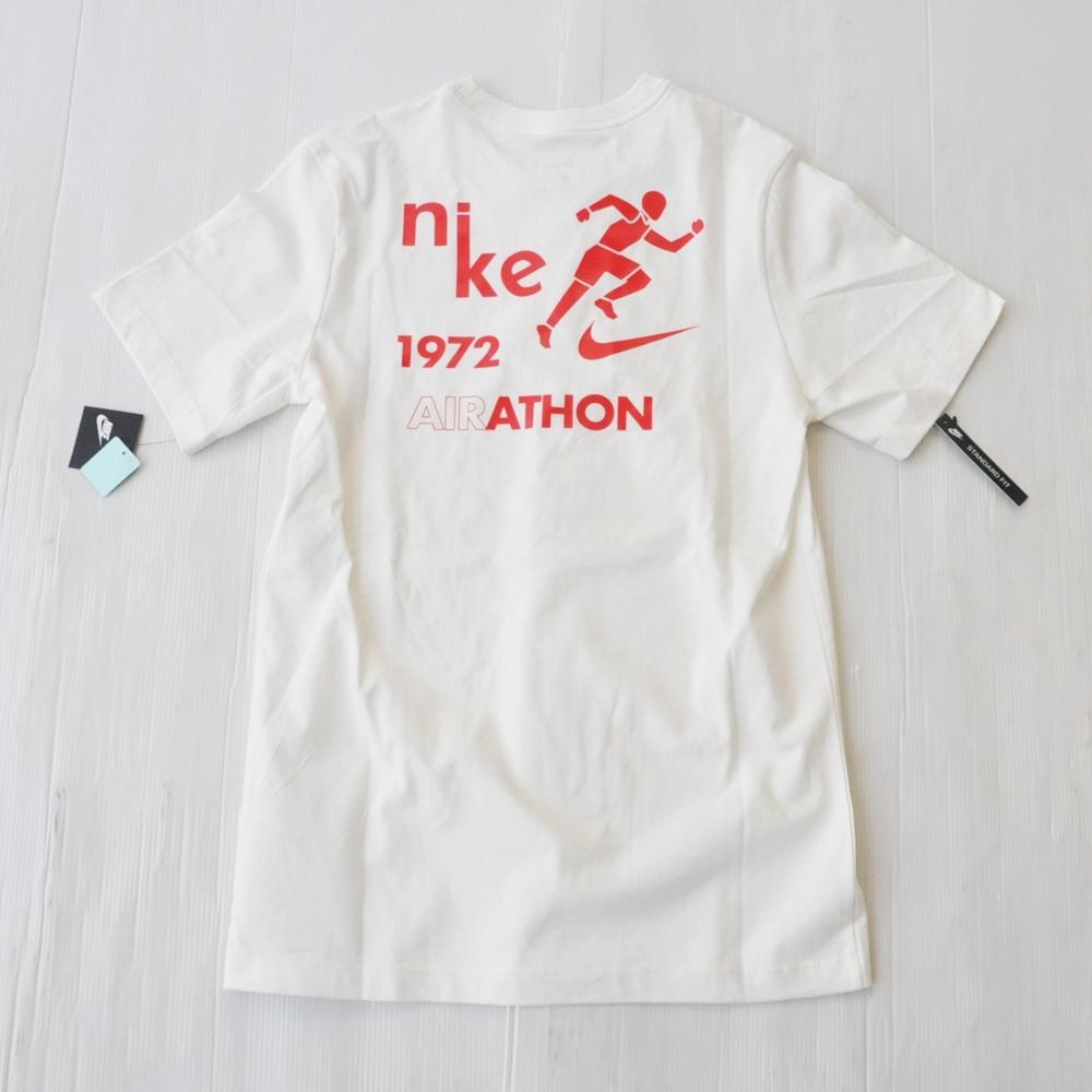 NIKE/ナイキ AIR ATHON 1972 T-SHIRT WHITE