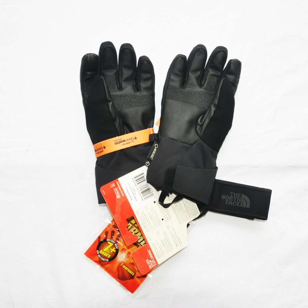 THE NORTH FACE/ザノースフェイス MEN'S MONTANA GORE TEX SG GLOVE-2