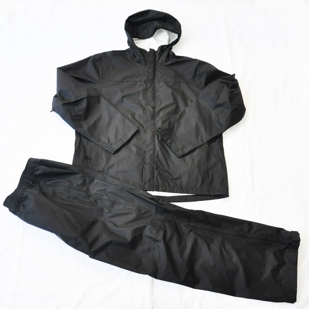 THE NORTH FACE/ザノースフェイス DRYVENT NYLON RTO VENTURE JACKET TOP&PANTS BIG SIZE