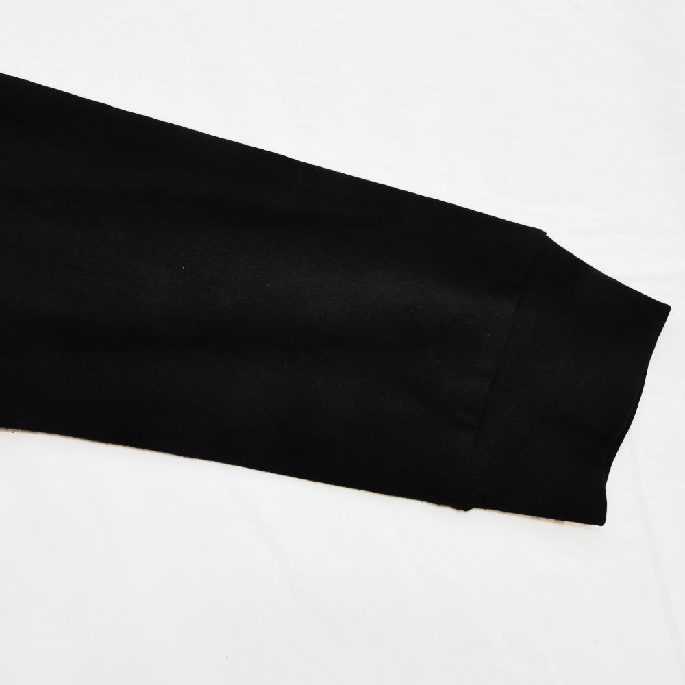 ADIDAS/アディダス EQUIPMENT LOGO 24/7 NEON LONG SLEEVE T-SHIRT BLACK-5