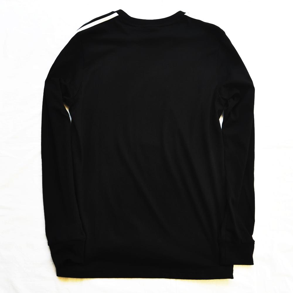 ADIDAS/アディダス adidas Originals CHILE 20 LONG SLEEVE T-SHIRT BLACK-2