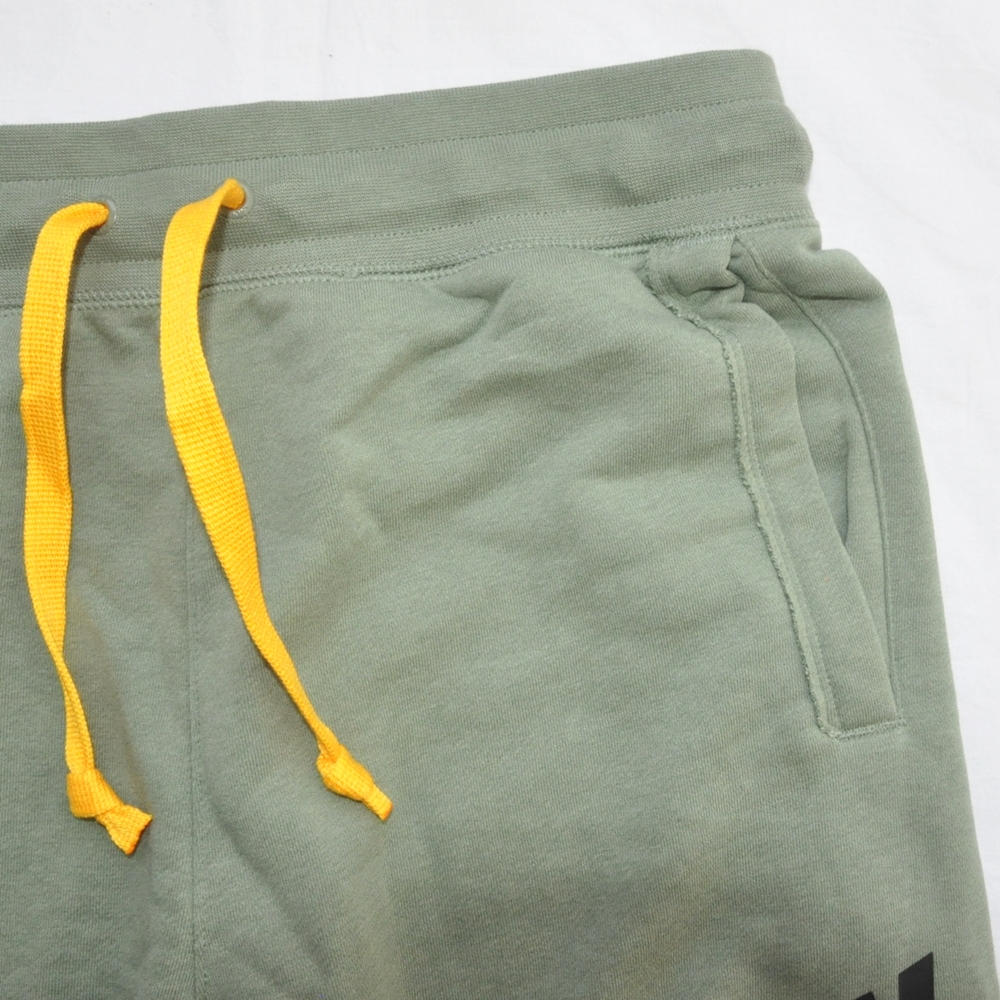 NIKE/ナイキ NIKE SPORTS WEAR NEW YORK LOOSE FIT SWEAT SHORTS OLIVE NYC LIMITED-5