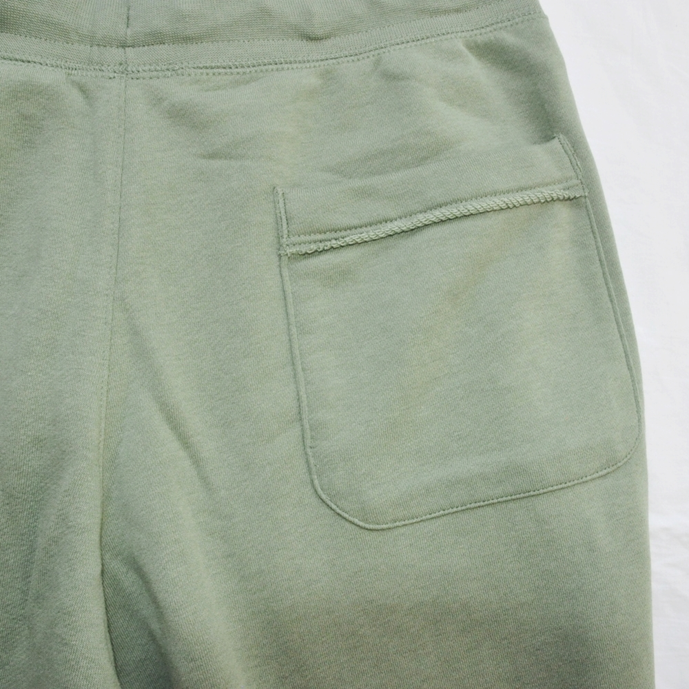 NIKE/ナイキ NIKE SPORTS WEAR NEW YORK LOOSE FIT SWEAT SHORTS OLIVE NYC LIMITED-6