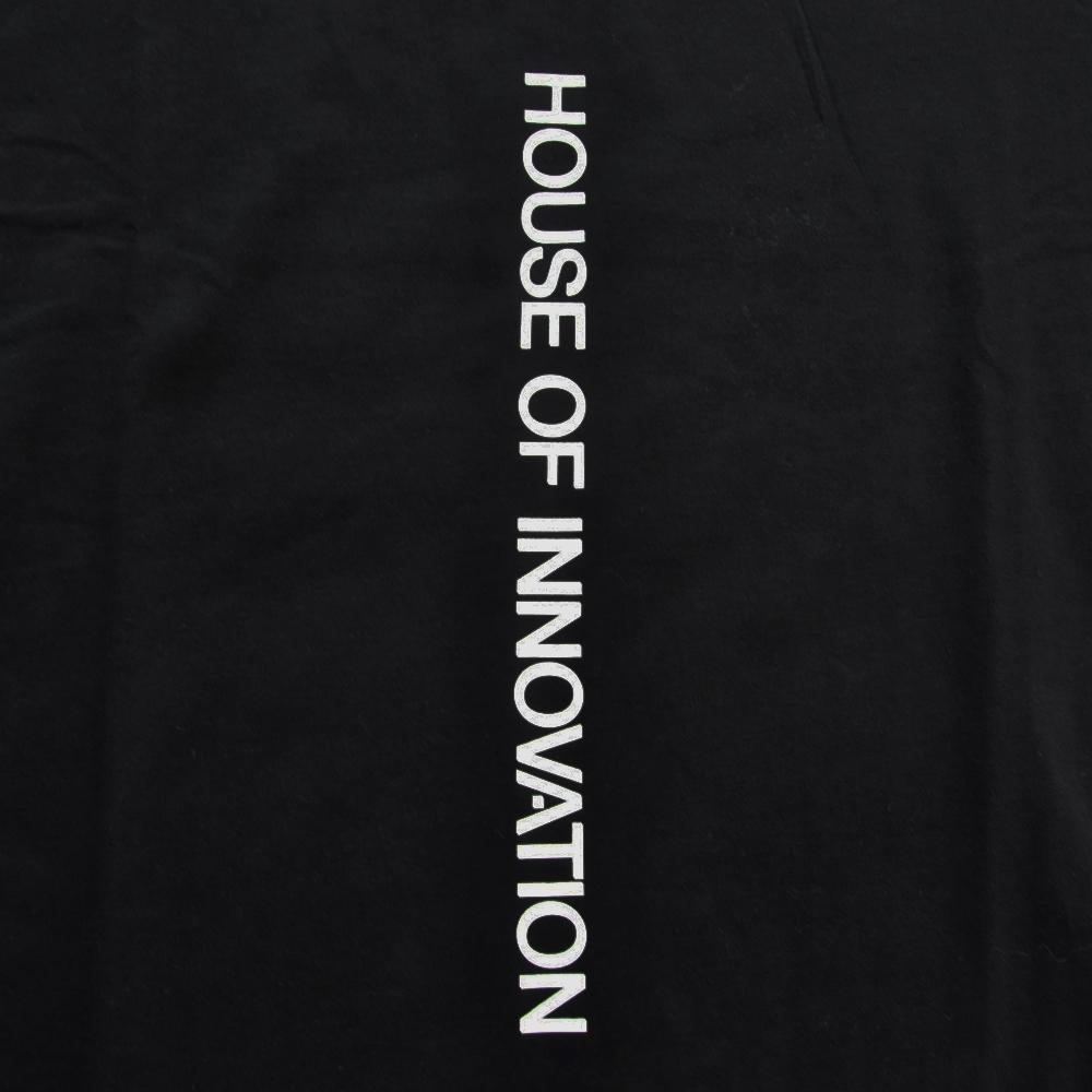 NIKE/ナイキ HOUSE OF INNOVATION T-SHIRT BLACK NYC LIMITED M~XXL-5