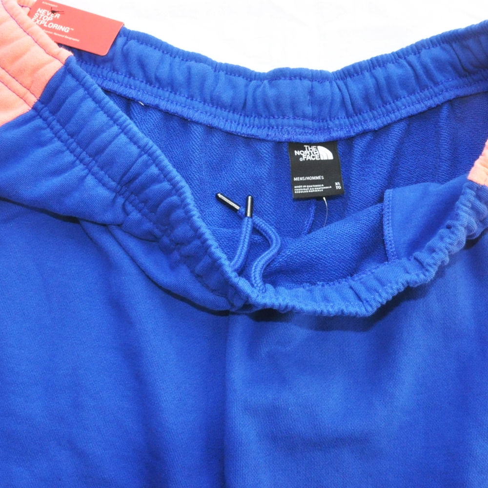 THE NORTH FACE/ザノースフェイス EXTREME BLOCK SHORTS PINK/BLUE BIG SIZE-3