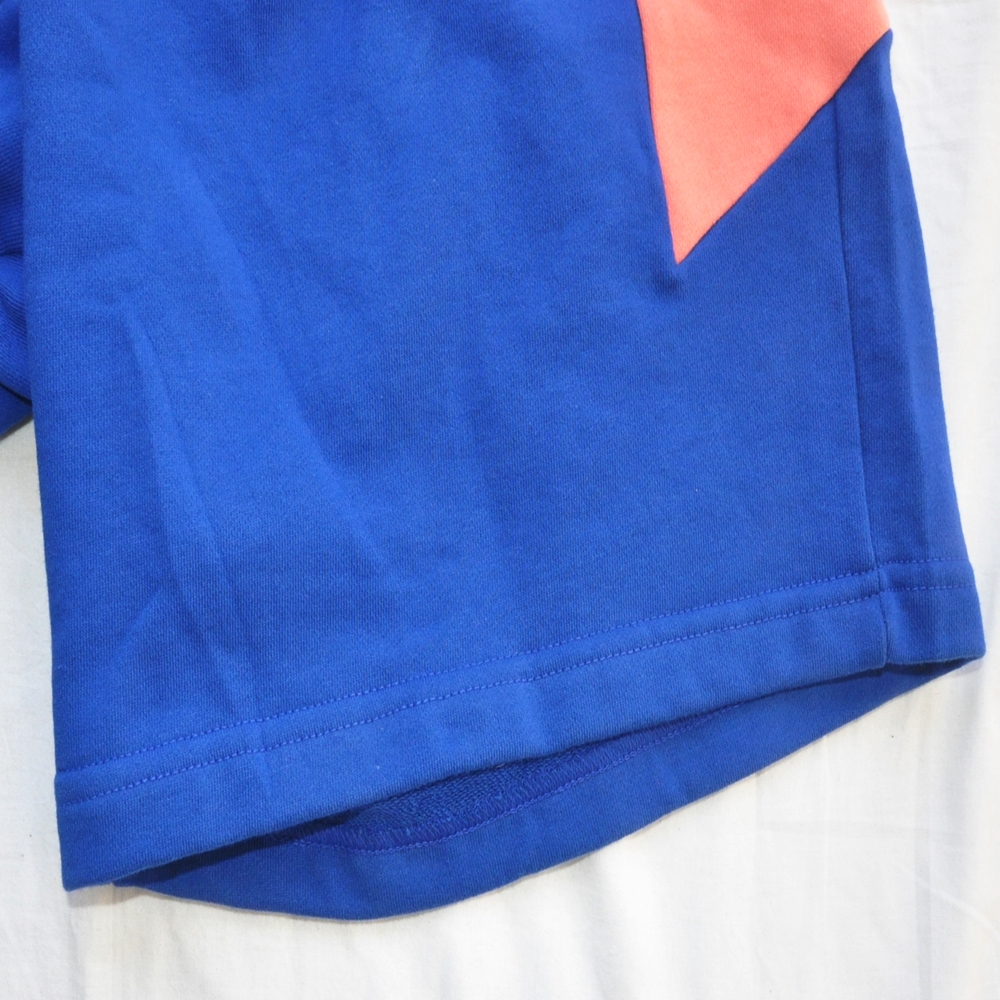 THE NORTH FACE/ザノースフェイス EXTREME BLOCK SHORTS PINK/BLUE BIG SIZE-6