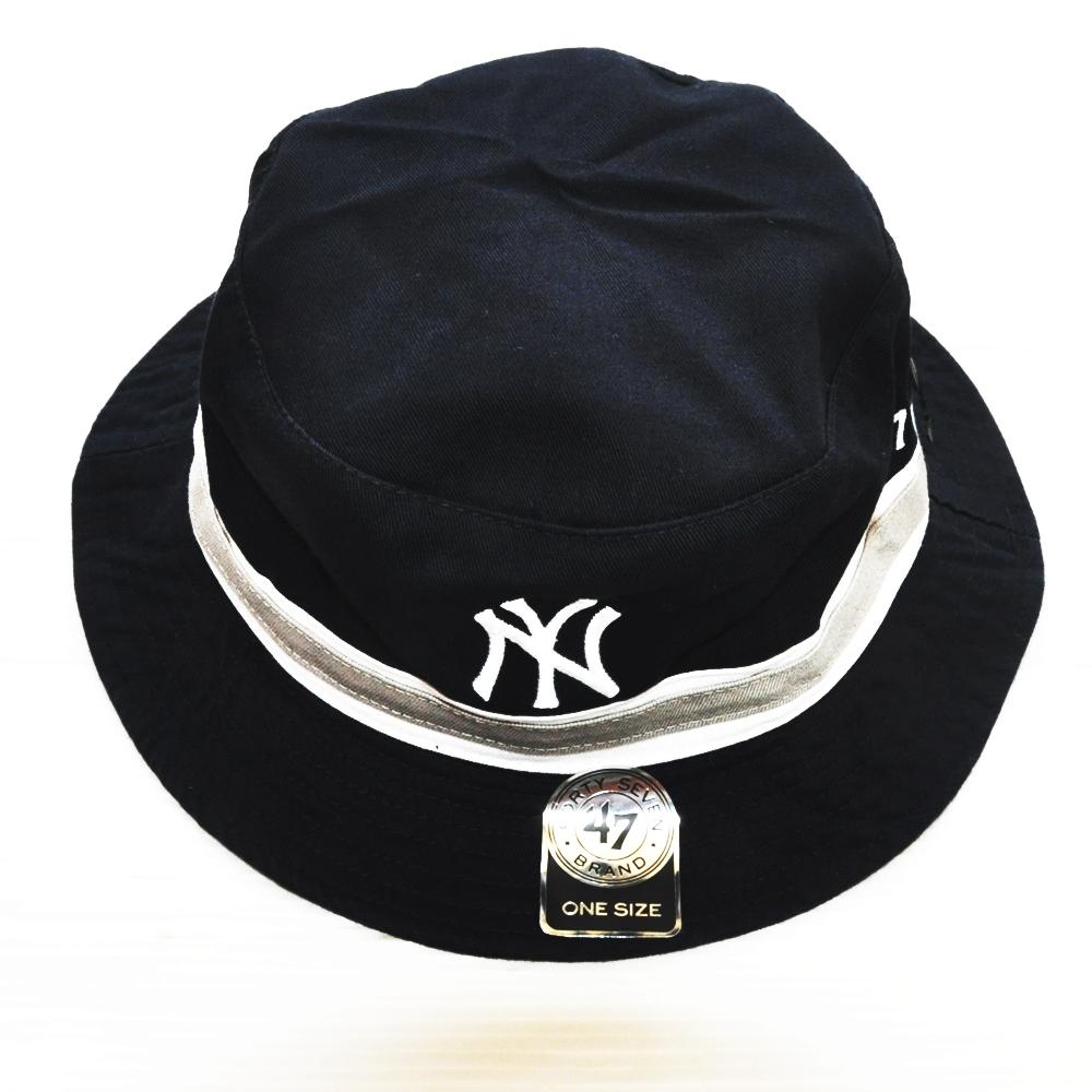 47 BRAND/フォーティーセブン ブランド NEW YORK YANKEES BUCKET HAT
