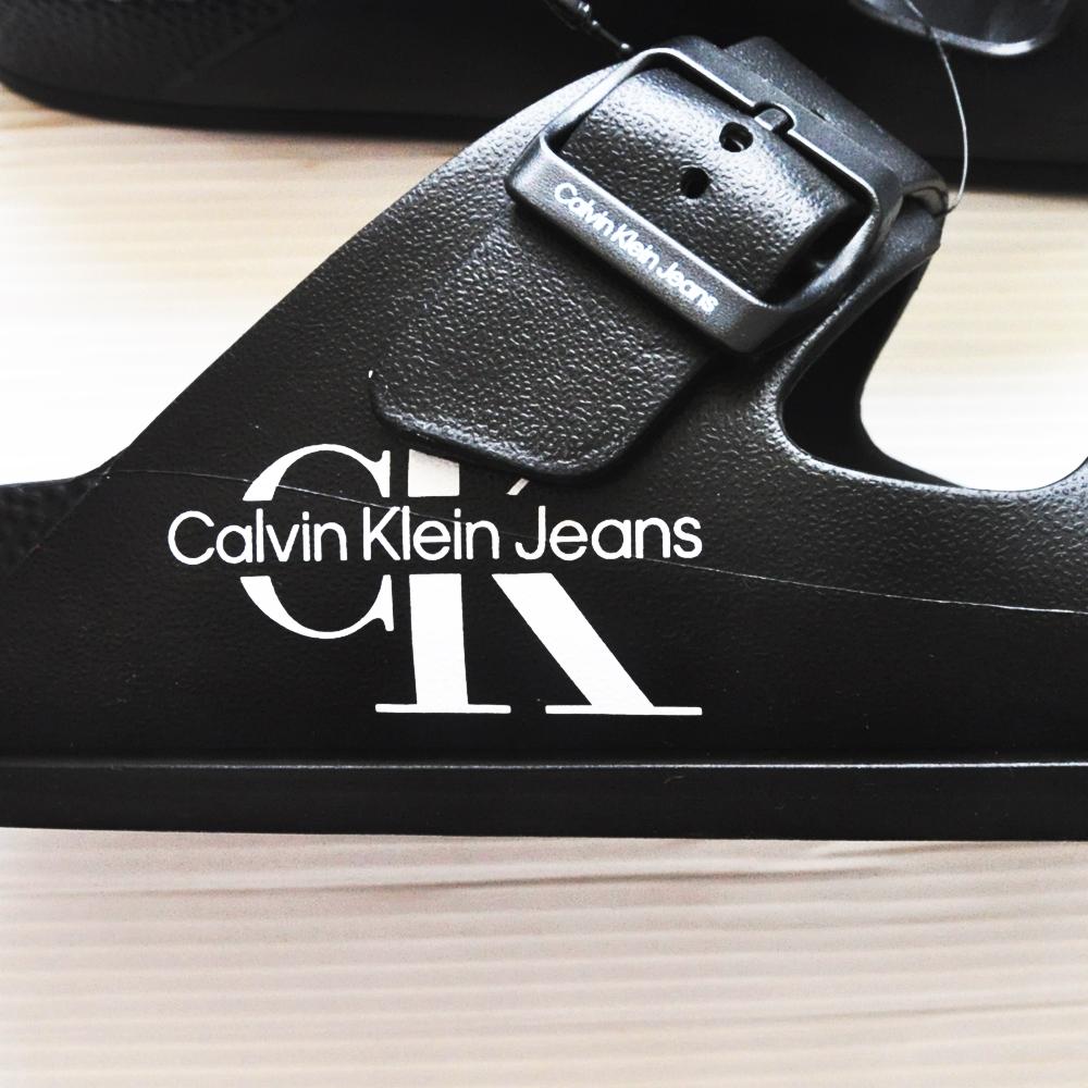 CALVIN KLEIN JEANS/カルバンクラインジーンズ COMFORT SANDALS BLACK-3