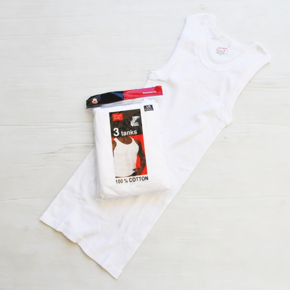 MARCO GIOVANNI/AMERRICAN FIT 3 TANKS PACK SET PREMIUM QUALITY