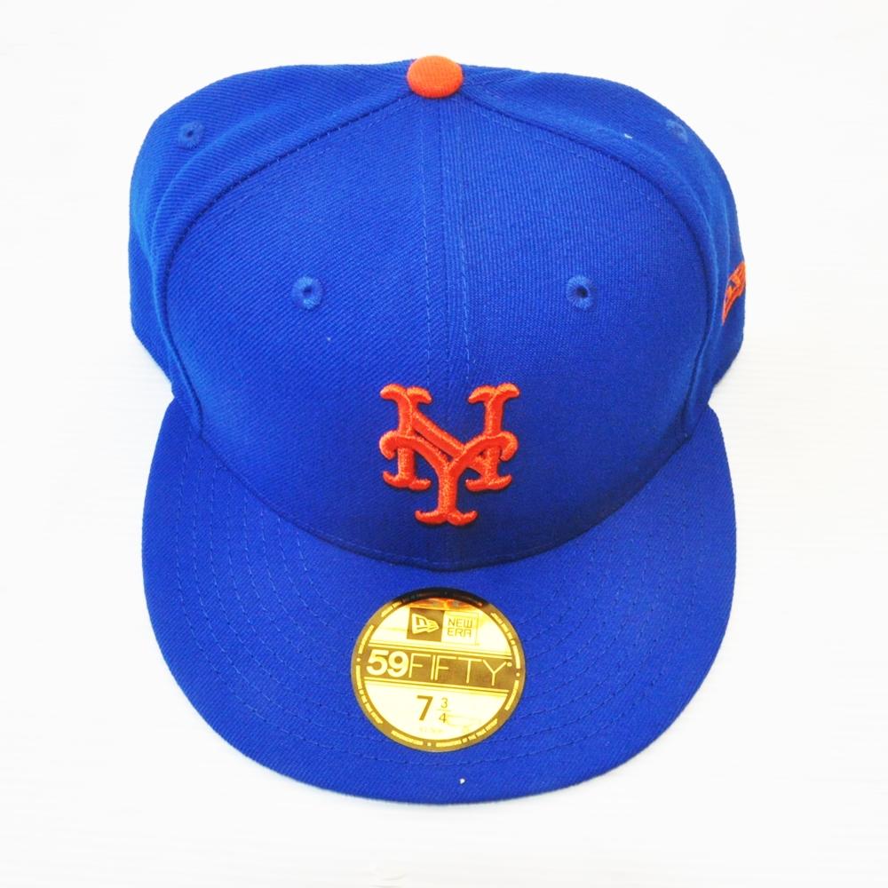 NEW ERA/ニューエラ 59FIFTY NEW YORK METS CAP
