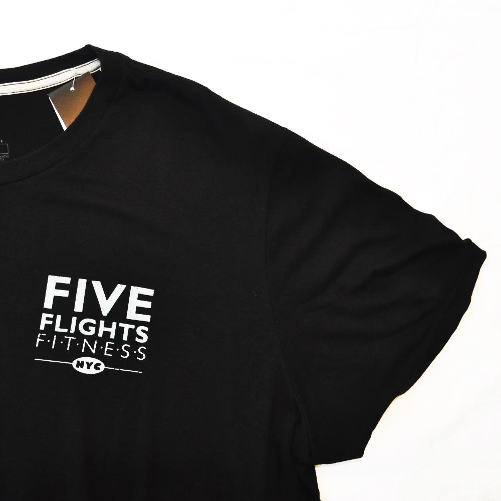ADIDAS/アディダス FIVE FLIGHTS FITNESS NYC T-SHIRT BIG SIZE-6