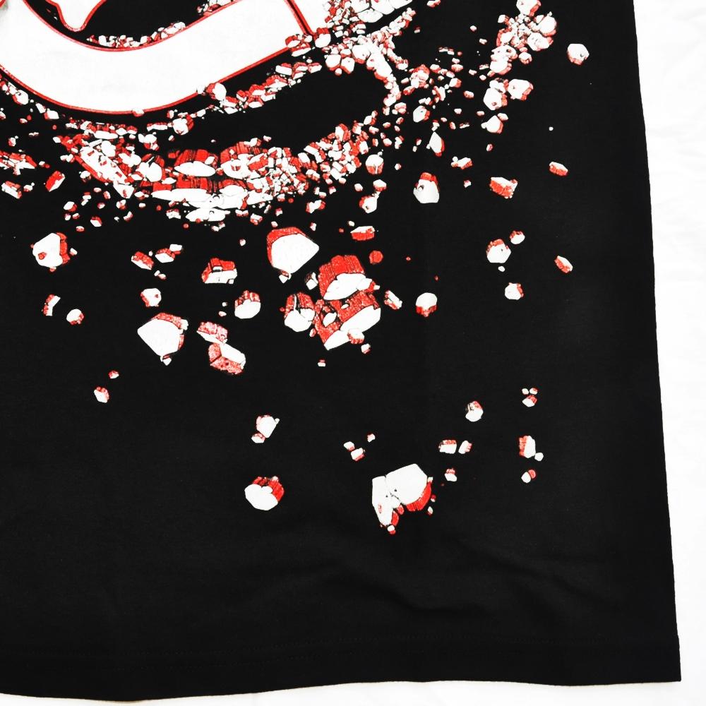ECKO UNLTD/エコーアンリミテッド ECKO BIG LOGO PRINT T-SHIRT BLACK-6