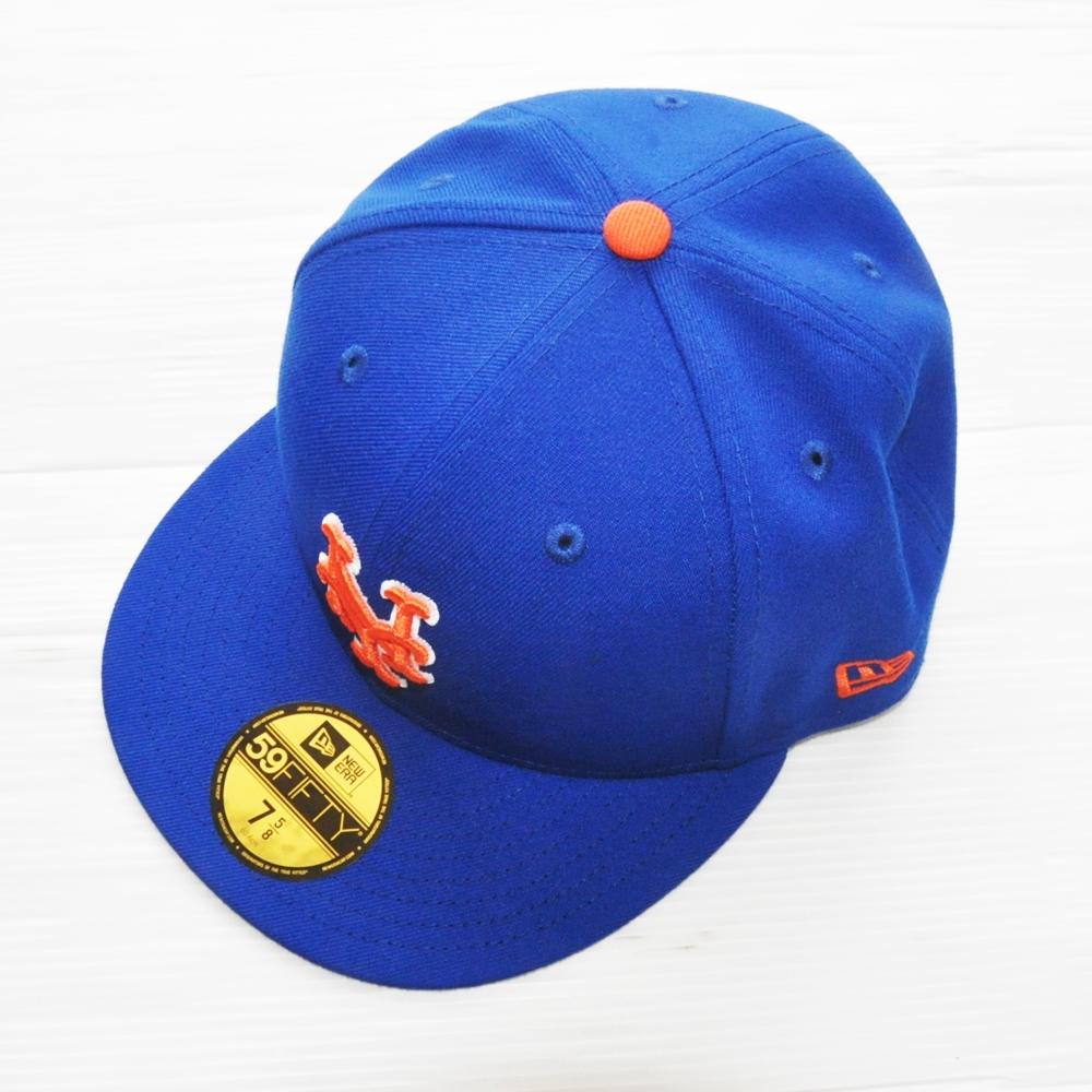 NEW ERA/ニューエラ 59FIFTY NEW YORK METS CAP-2